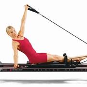 Персональные занятия на тренажере Пилатес Реформер. Программы для похудения. фото