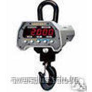 Крановые весы 2 THD (2т/ц.д. 1кг) фото