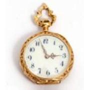 Часы - кулон фото