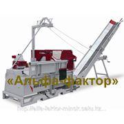 Станок для заготовки дров SSA 310 EZ - прямая поставка на Казахстан из Германии фото