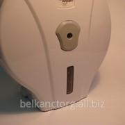Диспенсер для туалетной бумаги,белый,200 м,MJ1. фото