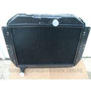 Радиатор водянной на Зил-130 фото