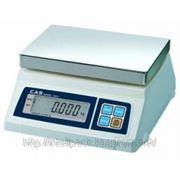 Весы SW, Настольные весы, продуктовые весы, весы бытовые, электронные весы, весы для простого взвешивания фото