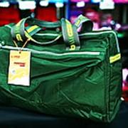 Женская спортивная дорожная сумка Asiapard AL 1019-1 зеленая фото