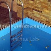 Лестница в бассейн 1 фото