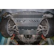 Защита картера двигателя Инфинити Хундай Хендай Хуабей фото