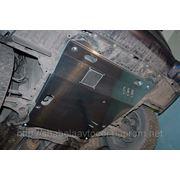 Защита двигателя,радиатора JMS ЖМС Джип Ягуар Исузу (Щит-Шериф-Фрунзэ) фото