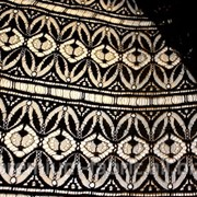 Ткань Кружево Solstiss 36 фото