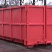 Контейнера 20 куб. м для перевозки бытовых отходов спецавтомобилями.Вторсырье.Отходы.Вторичная тара и упаковка Бумага.Макулатура.Твердые бытовые отходы фото