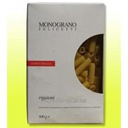 Макароны линейки «Monograno Felicetti» – KAMUT® khorasan (rigatoni) (содержат железо) 500 грм. фото