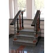 Лестницы гранитные фото