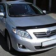 Дефлектор капота Toyota Corolla 2007-2013 фото