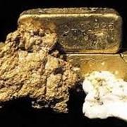 Добыча золота фото