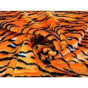 Мех искусственный тигр фото