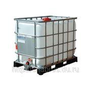 Ёмкости кубические 640 литров на пластиковом поддоне фото