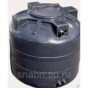 Бак пластиковый для воды АТV 3000 (черный) фото