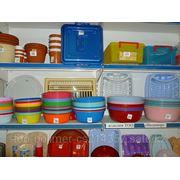 Посуда и изделия из пластмассы фото