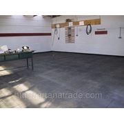 Пол в гараже фото