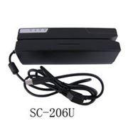 Кодировщик магнитных карт MSR 206C USB фото