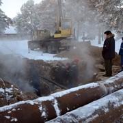 Ликвидация аварий тепло- и водоснабжения фото