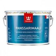 Tikkurila Panssarimaali, краска для металлических крыш (База C), 2,7л. фото