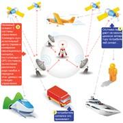 Наблюдение за автомобилем с использованием GPS/GLONASS навигации фото