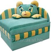 Диван в детскую Панда с подушкой - игрушкой №3 фото