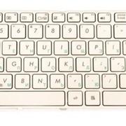 Клавиатура для ноутбука Asus G73 RU, White frame, White key TGT-2008 фото