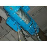 Ремонт капитальный электротельферов электроталей фото