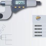 Зубомерный микрометр MICROMASTER фото