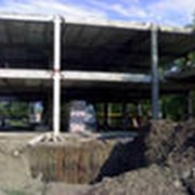 Возведение несущих и ограждающих конструкций зданий фото