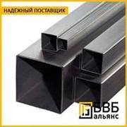 Труба профильная стальная Ст10 180x140x5 мм ГОСТ 30245-2003 прямоугольная фото