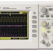 Осциллографы Agilent серии 3000 с полосой пропускания от 60 до 200 МГц фотография