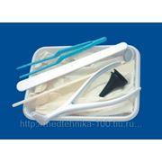 Набор оториноларингологический стерильный, тип 1 фото