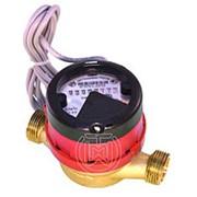 Счетчик горячей воды ВСГ-15-02 (110мм) с импульсным выходом класс С фото