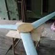 Ветроколесо ветряка фото