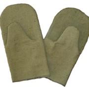 Пошив брезентовых рукавиц фото