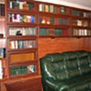 Изготовление мебели: библиотека фото