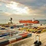Доставка грузов в контейнерах фото