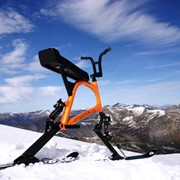 Snowbike (Сноубайк) фото