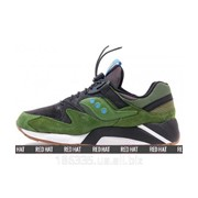 Кроссовки Saucony Grid 9000 Green/Black арт. 23381 фото