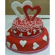 Торт подарочный №005 код товара: 9-29-005 фото