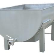 Ванна для производства творога ВК фото