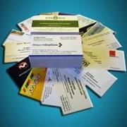 Печать визиток от 1000 шт. фото