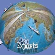 Экспорт товаров из России в Украину фото
