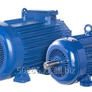 Электродвигатель с фазным ротором 4МТН225L-6 фото