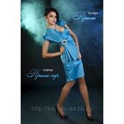 Вечернее платье Прима короткая фото
