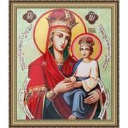 Икона Пресвятой Богородицы Споручница Грешных фото