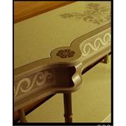 Услуги изготовления столешницы, барной стойки, камина, фасада и проч. из искусственного камня с элементами декора фото