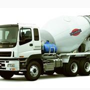 Доставка бетона бетоновозом (бетоносмесителем), перевозка бетона, бетон с доставкой по Украине, купить бетон с доставкой. фото